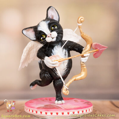 'Cupid Kitty'