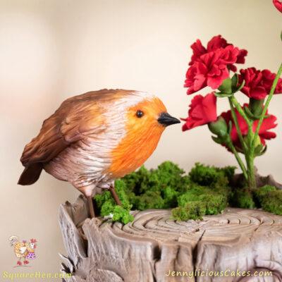 'Robin Redbreast'