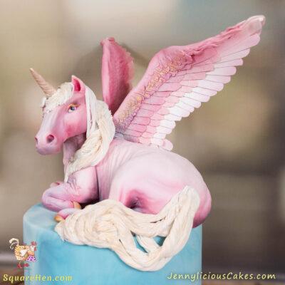 Pink Pegasus
