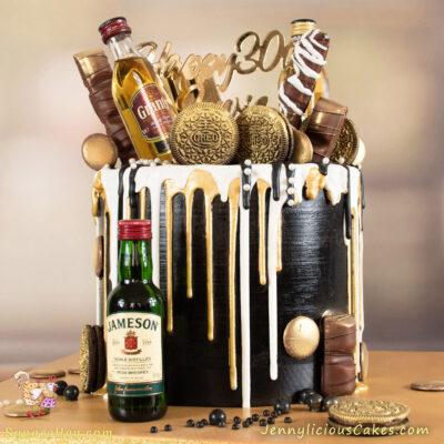 Chocolate & Whiskey Explosion!