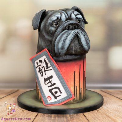 Bulldog & Japan